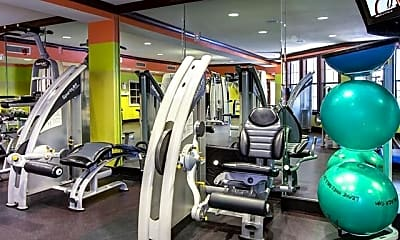 Fitness Weight Room, 641 North Avenue NE Unit #2, 1