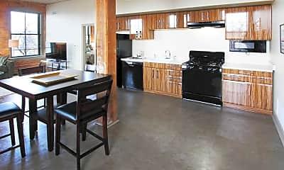 Kitchen, Hudson Arthaus, 0