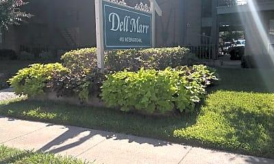 Dell-Marr Apartments, 1
