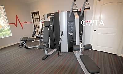 Fitness Weight Room, 5707 Tpc Parkway, 0