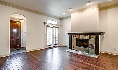 Living Room, 5025 Byers Ave, 1