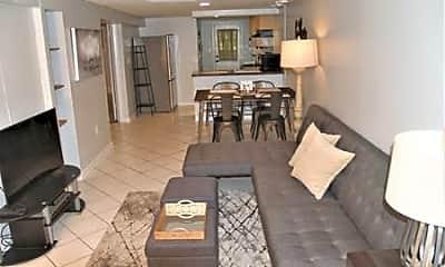 Living Room, 1022 8th St NE, 1