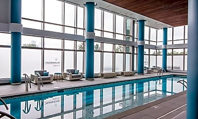 Pool, 120 Ave at Port Imperial, 2