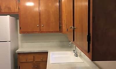 Kitchen, 11760 Adams St, 2