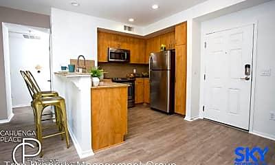 Kitchen, 3400 Cahuenga Blvd W, 1