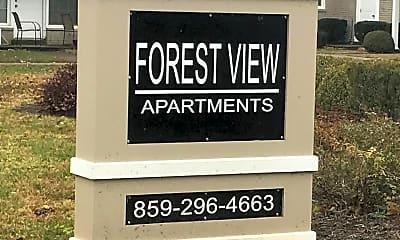 Community Signage, 2035 Altamont Ct 28, 1