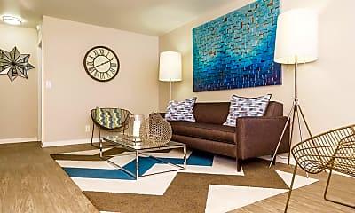 Living Room, Sierra Canyon, 0