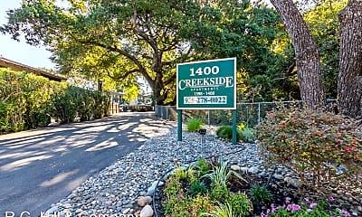 Community Signage, 1398 Creekside Dr., 0