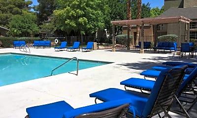 Pool, Emerald Bay, 1