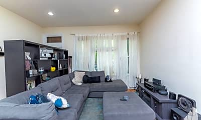 Living Room, 2109 W Warner Ave, 1