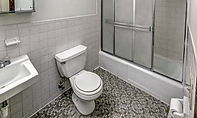 Bathroom, Lakewood Apartments, 2