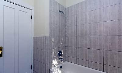 Bathroom, 4922 N Spaulding Ave 3, 2