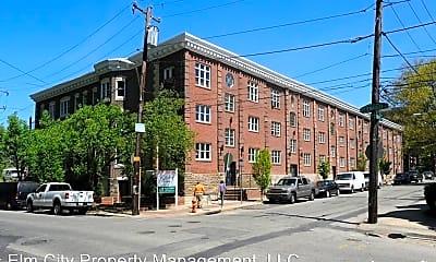 Building, 5801 Morris St, 2