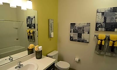 Bathroom, Anton Napa, 2