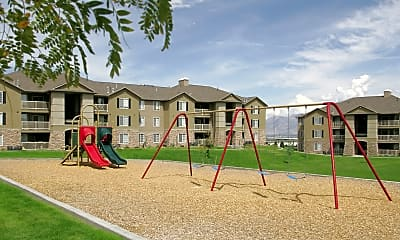 Playground, Monarch Meadows, 2
