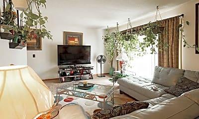 Living Room, New Orleans Court, 1
