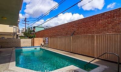Pool, 1108 S Corning St, 2