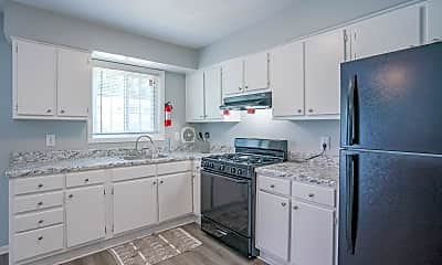Kitchen, Room for Rent - Decatur Home, 0