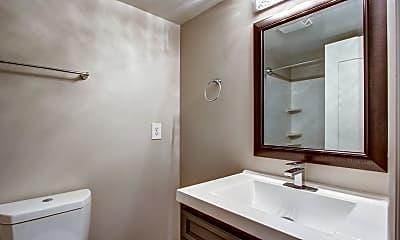 Bathroom, The Lake Shore Apartments, 2