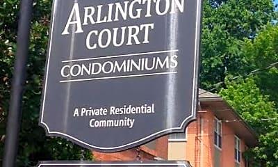Community Signage, 2428 Arlington Blvd, 2
