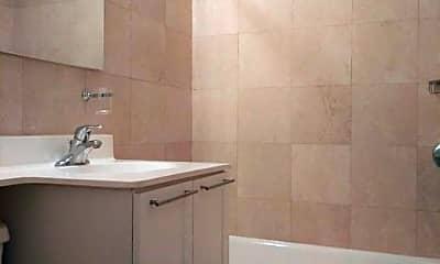 Bathroom, 310 W 55th St, 2