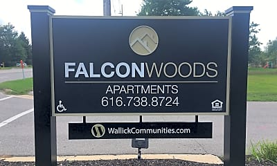 Falcon Woods, 1