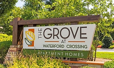 Community Signage, The Grove at Waterford Crossing, 0