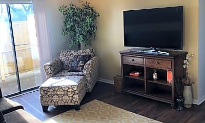 Living Room, Hunters Ridge, 1