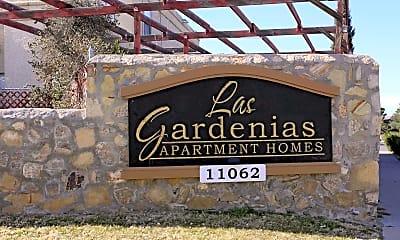 Community Signage, Las Gardenias, 1