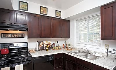 Kitchen, Nirvana at Candler, 0
