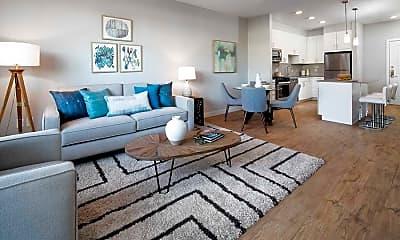 Living Room, Avalon Saugus, 1