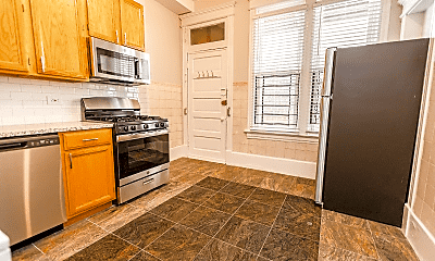Kitchen, 4135 N Greenview Ave, 0