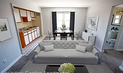 Living Room, 262 Harrison St, 0