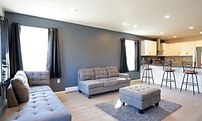 Living Room, 125 Elmira Rd, 1