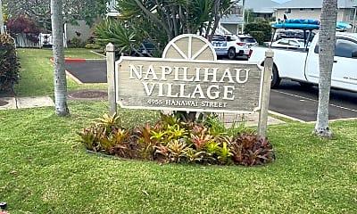 Community Signage, 4955 Hanawai St, 0