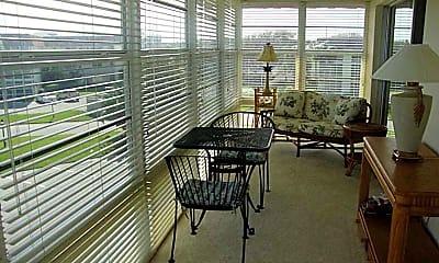 Patio / Deck, 5400 Florida A1A E18, 2