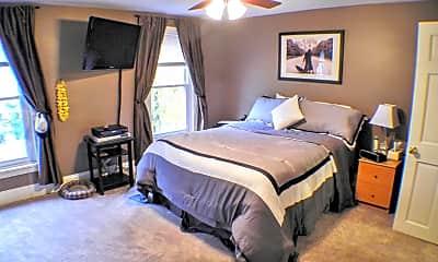 Bedroom, 2210 St Albans St, 2
