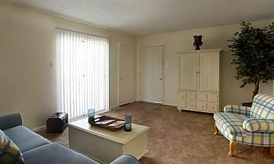 Living Room, Avery Park, 1