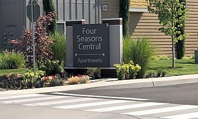 Four Seasons Central, 1