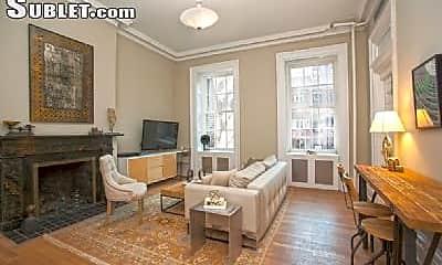 Living Room, 510 E 11th St, 0
