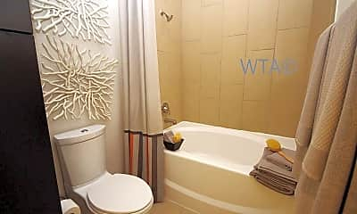 Bathroom, 6215 Via La Cantera, 1