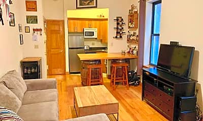 Living Room, 167 W 80th St, 0