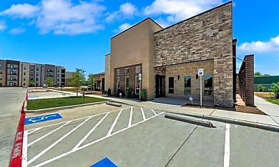 Building, West Ridge Villas Apartments, 1
