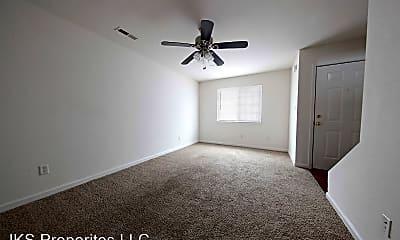 Living Room, 1550 N Washington St, 1