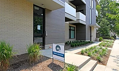 Leasing Office, 118 Flats- Oval, 2