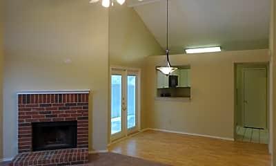 Living Room, 1641 Prescott Circle, 1