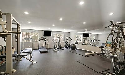 Fitness Weight Room, 6140 Monterey Rd, 2