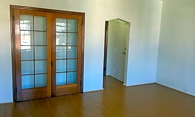 Living Room, 611 S. Cloverdale Avenue, 2