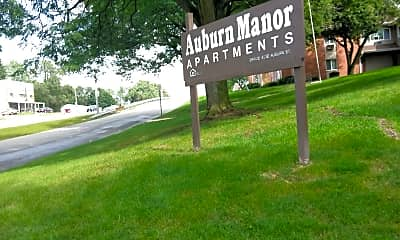 Auburn Manor, 1