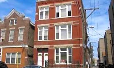 Building, 1711 S Laflin St 1R, 0